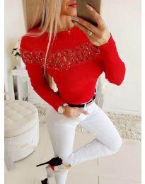 Bluza - kod 3511 - crvena