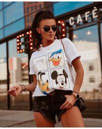 Majica - kod 964 - 3 - bijela