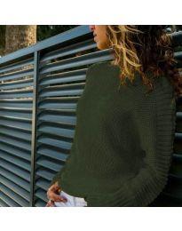 Bluza - kod 825 - maslinasto zelena