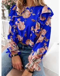 Bluza - kod 4256 - tamno plava