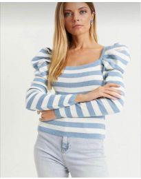 Bluza - kod 0263 - svijetlo plava