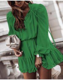 Haljina - kod 3231 - zelena