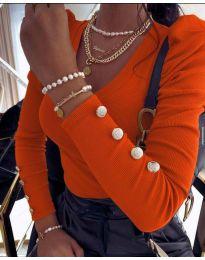 Bluza - kod 2065 - narančasta
