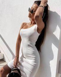 Haljina - kod 6412 - bijela