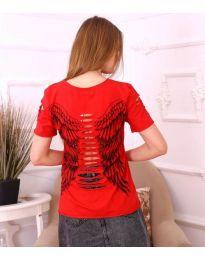 Majica - kod 3567 - crvena