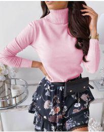 Bluza - kod 8861 - roze