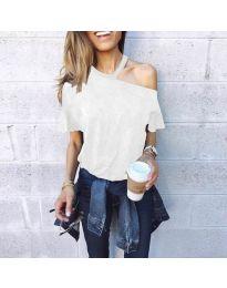 Majica - kod 3573 - bijela