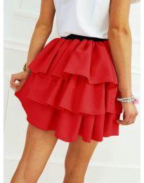 Suknja - kod 913 - crvena