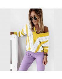 Bluza - kod 0907 - žuta