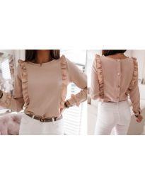 Bluza - kod 4171 - roze