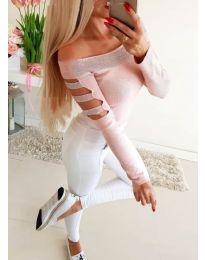 Bluza - kod 3470 - roze