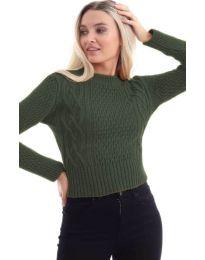 Bluza - kod 145 - maslinasto zelena