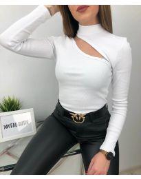 Bluza - kod 6363 - bijela