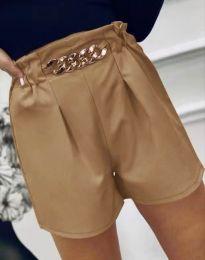 Kratke hlače - kod 2085 - bež