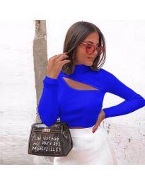 Bluza - kod 919 - plava