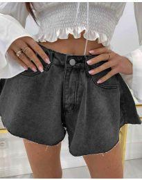 Kratke hlače - kod 3880 - 1 - siva