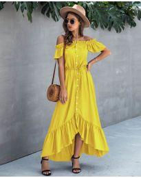 Haljina - kod 564 - žuta
