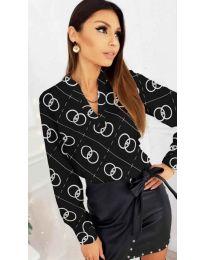 Košulja - kod 827 - crna