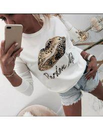 Bluza - kod 975 - bijela
