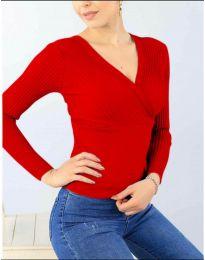 Bluza - kod 6455 - crvena