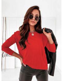 Bluza - kod 5582 - crvena