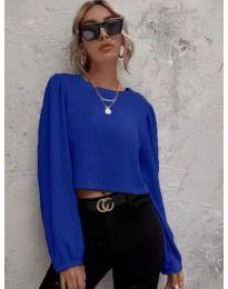 Bluza - kod 5932 - plava