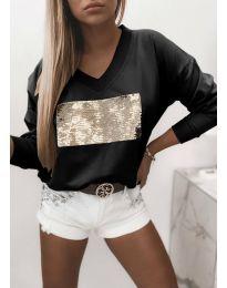 Bluza - kod 4150 - crna