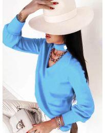Bluza - kod 2133 svijetlo plava