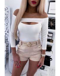 Bluza - kod 4205 - bijela