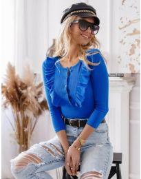 Bluza - kod 9792 - plava