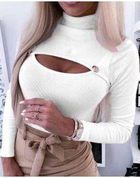 Bluza - kod 3501 - 1 - bijela