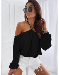 Ženska bluza u crnoj boji - kod 6561