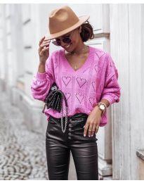 Bluza - kod 137 - roze