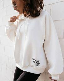 Bluza - kod 4229 - bijela