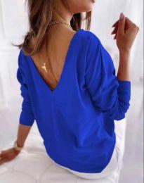 Bluza - kod 5173 - 1 - plava