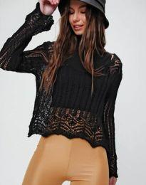 Bluza - kod 2744 - crna
