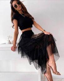 Suknja - kod 11730 - crna