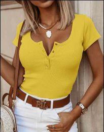 Majica - kod 3233 - žutа