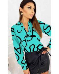 Košulja - kod 823 - plava