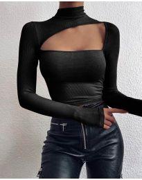 Bluza - kod 4145 - crna