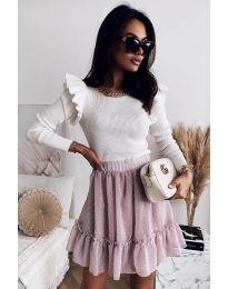 Bluza - kod 8865 - 1 - bijela