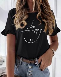 Majica - kod 1038 - crna