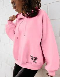 Bluza - kod 4229 - roze