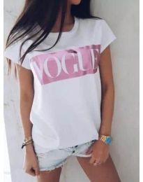 Majica - kod 3139 - bijela