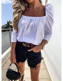 Bluza - kod 9906 - bijela