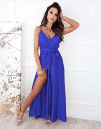 Haljina - kod 2651 - plava