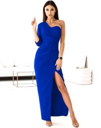 Haljina - kod 4511 - plava