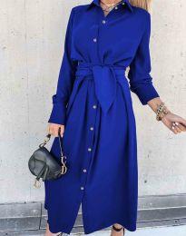 Haljina - kod 1860 - plava