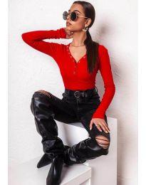 Bluza - kod 11564 - crvena