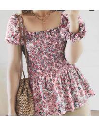 Bluza - kod 3464 - roze